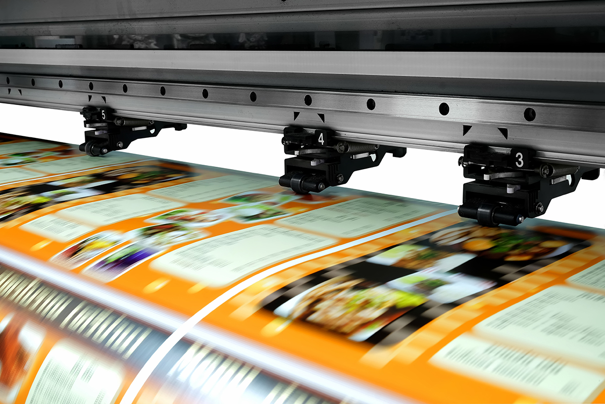 Print Marketing Solutions by Island Light Creative